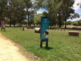 Exercise parks perth